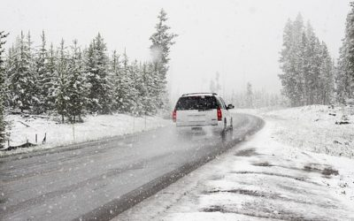 Winter Driving: Safety, Tips and the Law